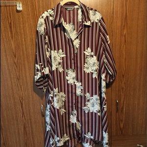Mlle Gabrielle baggy dress. Size L